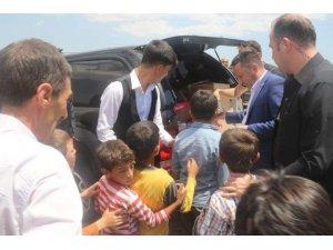 Başkan Beyoğlu, Alatosun sakinleriyle buluştu