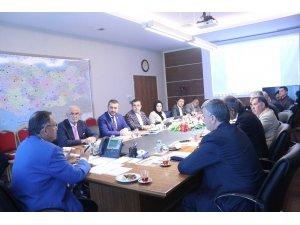 Yerel Yönetimler Bölge Toplantılarının Yer ve Tarihleri Belirlendi