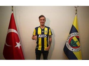 Kruse, resmen Fenerbahçe'de