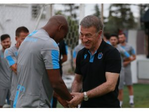 Trabzonspor, Spor Toto Süper Lig Cemil Usta Sezonu hazırlıklarına başladı