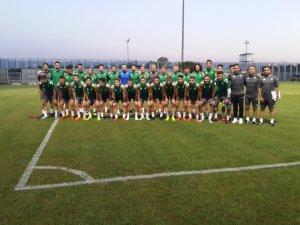 Bursaspor, yeni sezon startını verdi