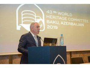 Fatih Belediye Başkanı Turan, UNESCO Toplantısı'nda Suriçi Fatih'i anlattı