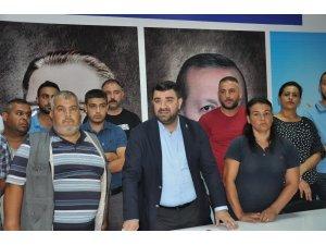 Ceyhan Belediyesi'nde 5'i engelli toplam 188 kişi işten çıkarıldı