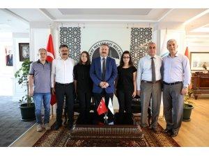 """Başkan Dr. Mustafa Palancıoğlu """"Başarı ödüllendirilmeli"""""""