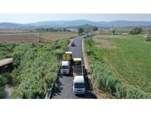 Aydın'da asrı çizgili yolar artıyor
