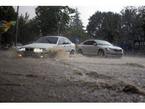 Elazığ'da 81 yılın Haziran ayı yağış rekoru kırıldı