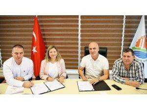 Antalya OSB ile Türk Kızılay arasında iş birliği protokolü