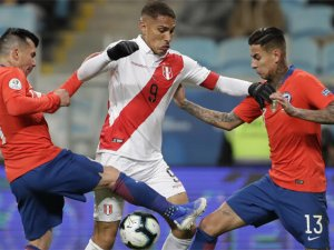 Peru, finale adını yazdırdı!
