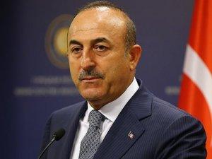 Çavuşoğlu'dan BM'ye PKK tepkisi!