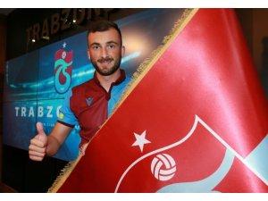 Nemanja Andusic, Trabzonspor'un 131 yabancısı oldu