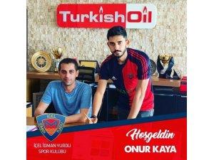 Kayserili başarılı futbolcu İçel İdman Yurdu ile anlaştı