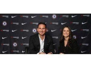 Chelsea'nin yeni teknik direktörü Frank Lampard oldu