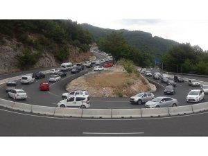 Muğla'da araç sayısı 499 Bin  840'a ulaştı