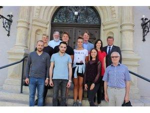 Söke Belediyesi Kardeş Şehirler Gençlik Proje çalışması için Almanya'da