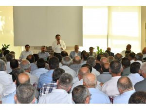 Başkan Demir'den Bafra'da yol müjdesi