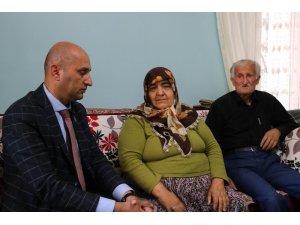 Şehit ailesine darp iddiası