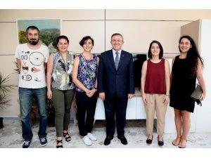 Nilüfer'deki katılımcılık süreçleri Türkiye'ye örnek olacak