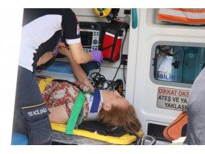 TEM'de feci kaza: 1 ölü, 3 yaralı