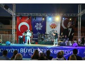 Makedonya ve Rumeli Göçmenleri Folklor Festivali başladı