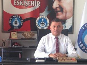 Türk Büro-Sen'den Milli Emlak çalışanlarına müjde