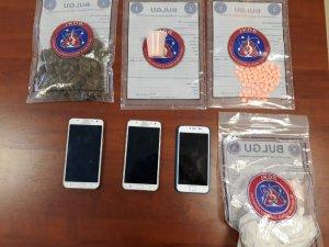 Kiraladıkları araçla İstanbul'dan Kastamonu'ya uyuşturucu getirirken yakalandılar