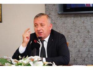 Kastamonuspor'a yardım etmeyen iş insanlarına Kastamonu'dan tepki