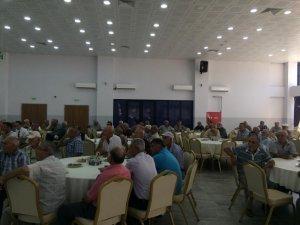 Kandıra'da Tarım ve Hayvancılık istişare toplantısı yapıldı