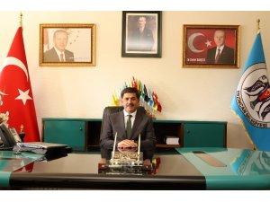 Erzincan Belediye Başkanı Aksun'dan Başbağlar mesajı