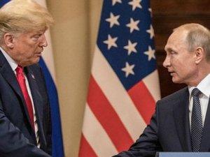 Putin'den Trump'a silahsızlanma çağrısı!