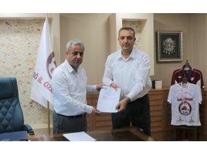 İl Özel İdaresi ile ASKF arasında protokol imzalandı