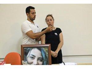 Babası tarafından öldürülen doktor Gülnur, 'Anne ben erken öleceğim' demiş