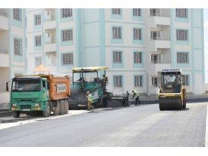 Şahinbey Belediyesi asfalt çalışmalarını tüm hızıyla sürdürüyor