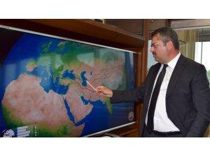 TTSO Başkanı Hacısalihoğlu, Azerbaycanlı iş adamlarını Yatırım Adası'na davet etti