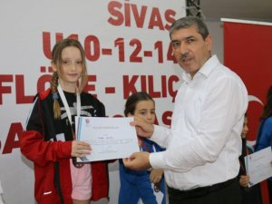 Eskrim Türkiye Şampiyonası sona erdi