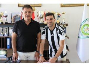 Manisa BBSK Emir Alagöz ile sözleşme yeniledi