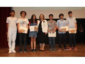 Muğla'da LGS şampiyonları ödüllendirildi
