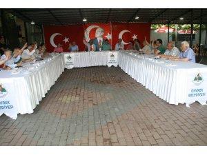 Devrek Belediyesinden meclis toplantısı