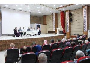 Hacı adayları ile tanışma ve bilgilendirme toplantısı yapıldı