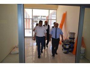 Kayseri Üniversitesi Heyetinden Bünyan'da İnceleme