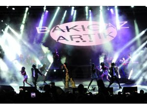 Uluslararası Bursa Festivali Hande Yener konseriyle son buldu