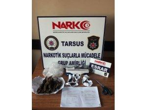 Tarsus'ta uyuşturucu operasyonu: 7 gözaltı