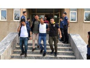 Alperen'in katil zanlısı adliyeye sevk edildi