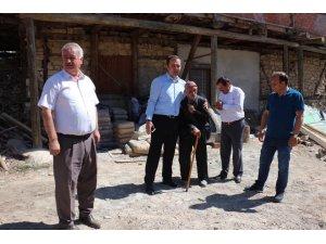 15 günde 11 köy ziyareti gerçekleştirdi