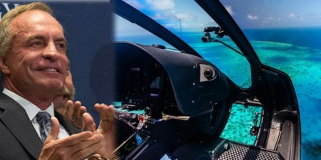 ABD'de helikopter düştü! Milyarder işadamı feci şekilde can verdi
