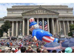 ABD'de bağımsızlık kutlamalarına siyaset karıştı
