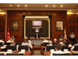 Körfez meclisinde 7 gündem maddesi karara bağlandı