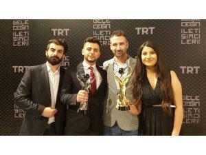 MEÜ İletişim Fakültesi Öğrencileri, Geleceğin İletişimcileri Yarışması'ndan ödülle döndü