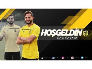 Evkur Yeni Malatyaspor, gurbetçi Özer Özdemir'i renklerine bağladı