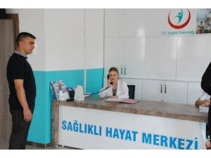 Mardin'de vatandaşlara ücretsiz sağlık hizmeti