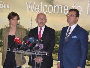 """Kılıçdaroğlu: """"Eski sisteme dönülme gibi bir talebimiz bizim hiç olmadı"""""""